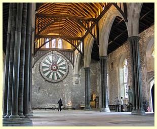 Távola Redonda do Castelo de Winchester