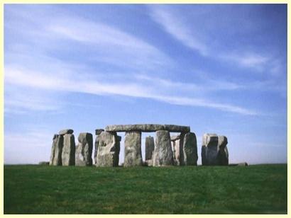 Templo de Pedras - Stonehenge
