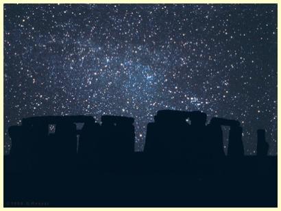 Céu de Estrelas - Stonehenge