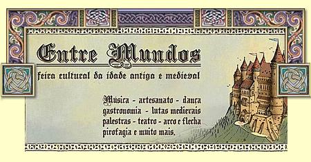 Feira Medieval Entre Mundos